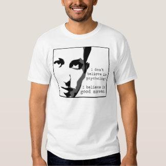 Eu não acredito na psicologia… camiseta