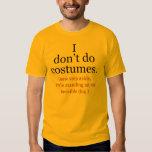Eu não faço o Tshirt do Anti-Dia das Bruxas dos