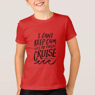 Eu não posso manter a calma, ele sou minha camiseta
