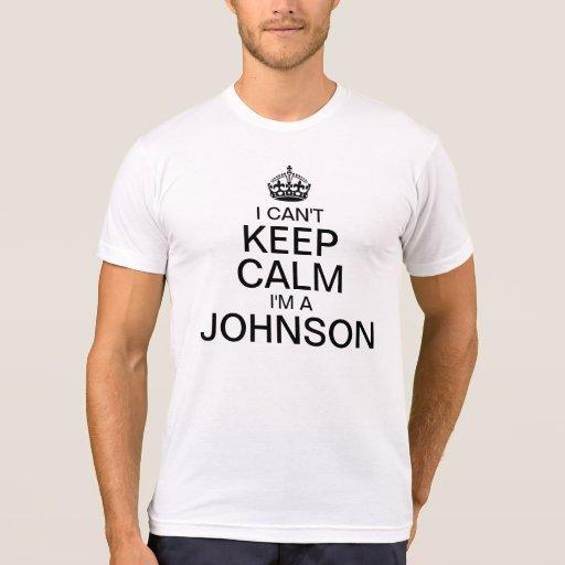 Eu não posso manter a calma para personalizar o so camiseta