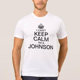 Eu não posso manter a calma para personalizar o t-shirt