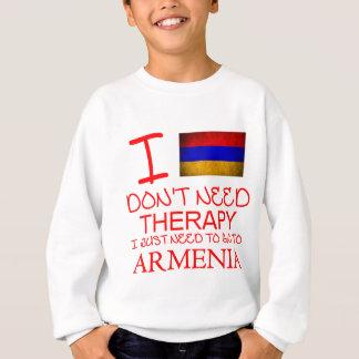 Eu não preciso a terapia que eu apenas preciso de agasalho