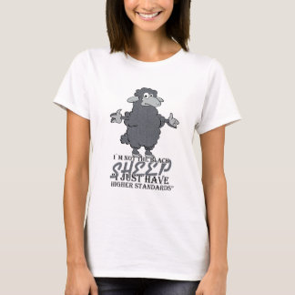 Eu não sou a camisa das ovelhas negras