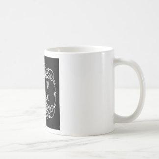 Eu não sou idoso mim sou vintage caneca de café