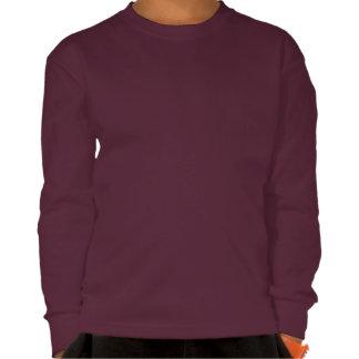 Eu não sou quieto mim estou traçando tshirt
