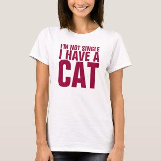 Eu não sou único mim tenho uma camisa engraçada do