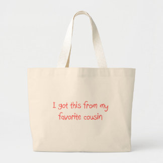 Eu obtive este de minha sacola favorita do primo bolsas para compras