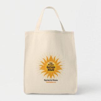 Eu obtive-me algum saco sério de Mojo Sacola Tote De Mercado