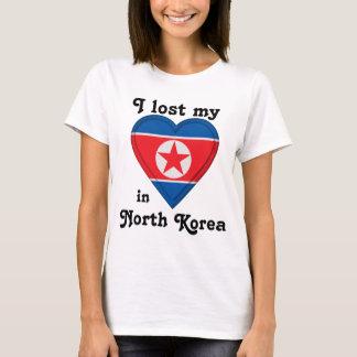 Eu perdi meu coração na Coreia do Norte Camiseta