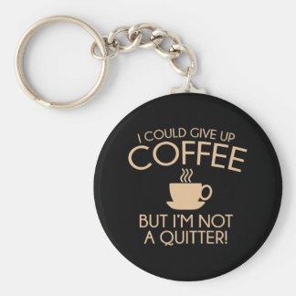 Eu poderia dar acima o café chaveiro