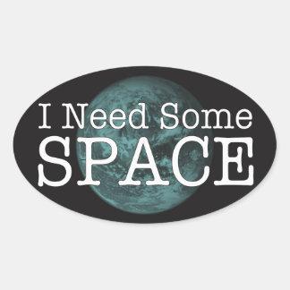 Eu preciso algumas etiquetas do espaço