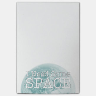 Eu preciso algumas notas de post-it do espaço post-it notes