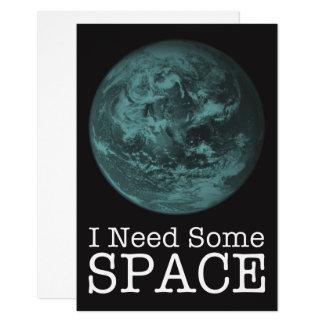 Eu preciso alguns convites do espaço