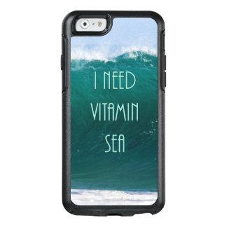Eu preciso o viagem do Mar da vitamina/capa de