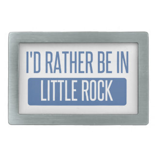 Eu preferencialmente estaria em Little Rock