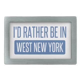 Eu preferencialmente estaria em New York ocidental