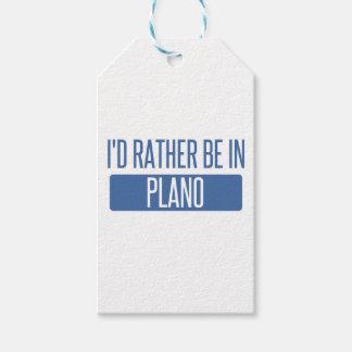 Eu preferencialmente estaria em Plano Etiqueta Para Presente