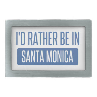 Eu preferencialmente estaria em Santa Monica
