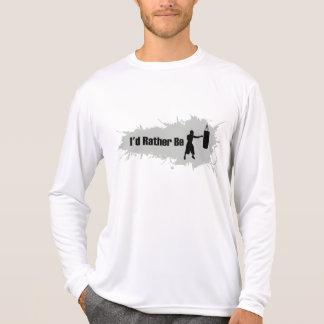Eu preferencialmente estaria encaixotando tshirts