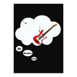eu preferencialmente estaria jogando a guitarra 8 convite