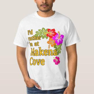 Eu preferencialmente estaria na angra Havaí de Camiseta