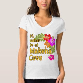 Eu preferencialmente estaria na angra Havaí de Camisetas