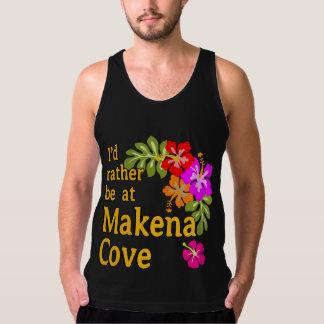 Eu preferencialmente estaria na angra Havaí de Regata