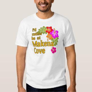 Eu preferencialmente estaria na angra Havaí de T-shirt