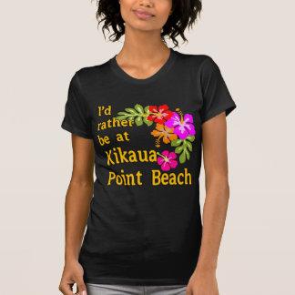 Eu preferencialmente estaria na praia do ponto de camisetas
