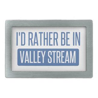 Eu preferencialmente estaria no córrego do vale