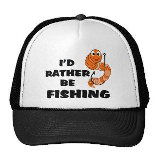 Eu preferencialmente estaria pescando bones