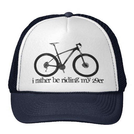 Eu preferencialmente esteja montando meu chapéu 29 bones