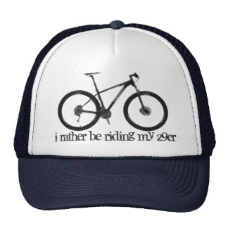 Eu preferencialmente esteja montando meu chapéu 29 boné
