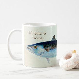 Eu preferencialmente seria caneca da pesca da