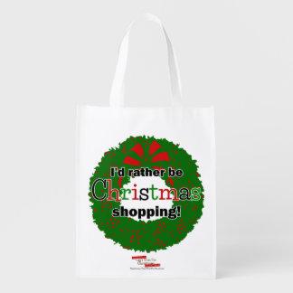 Eu preferencialmente seria Natal que compro o saco Sacolas Ecológicas