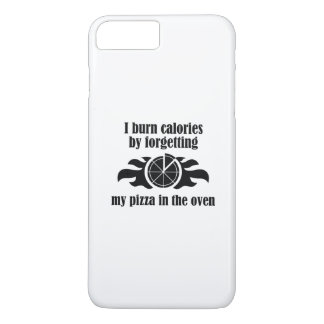 Eu queimo calorias capa iPhone 8 plus/7 plus