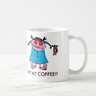 Eu quero meu café caneca de café