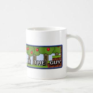Eu quero ser a cara - caneca! caneca de café