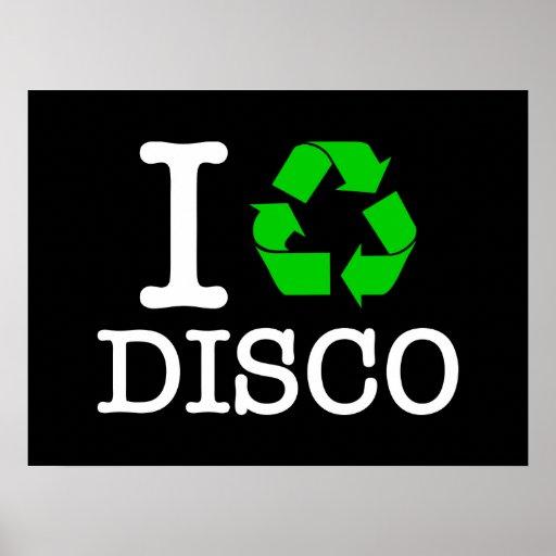 Eu recicl o disco