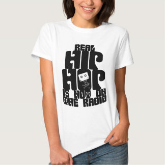 Eu recordo o Tshirt real novo do hip-hop
