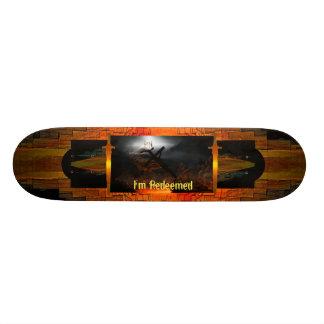 Eu Redeemed Shape De Skate 20,6cm