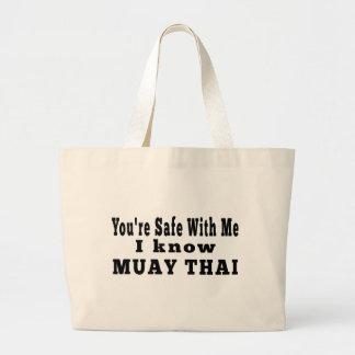Eu sei tailandês de Muay Bolsa De Lona