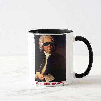 Eu serei caneca de Bach