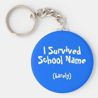 Eu sobrevivi a Escola nomeada Chaveiro