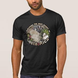 Eu sobrevivi às estradas da poeira de Costa Rica Camiseta