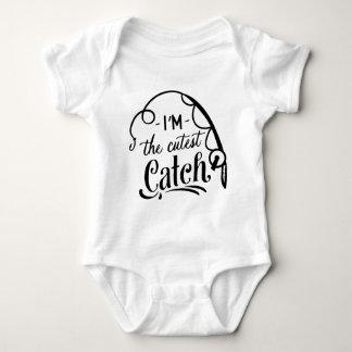 Eu sou a camisa a mais bonito do bebê do miúdo da