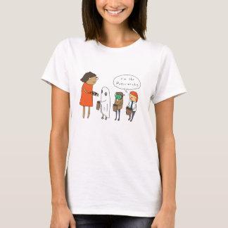 Eu sou a camisa cómica engraçada do patriarcado |