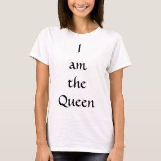 Eu sou a camisa da rainha