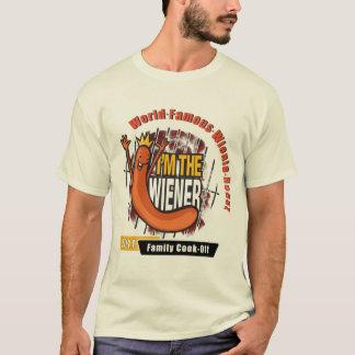 Eu sou a camisa do Wiener