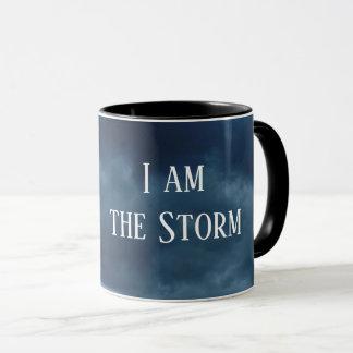 Eu sou a caneca Drinkware da tempestade